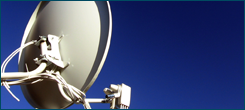 ELETTROFIRENZE1 è specializzato nell'installazione di impianti di tipo satellitare, su tutto l'arco polare da Sud Est e Sud Ovest.