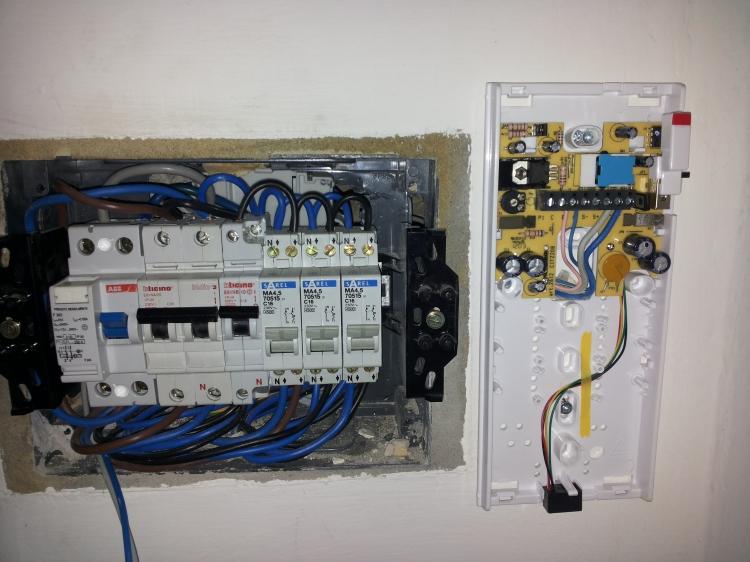 elettricista via De' Ginori Firenze