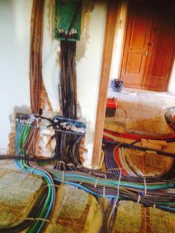 Elettricista Via Antonio Cocchi - Quartiere Campo di Marte - Firenze
