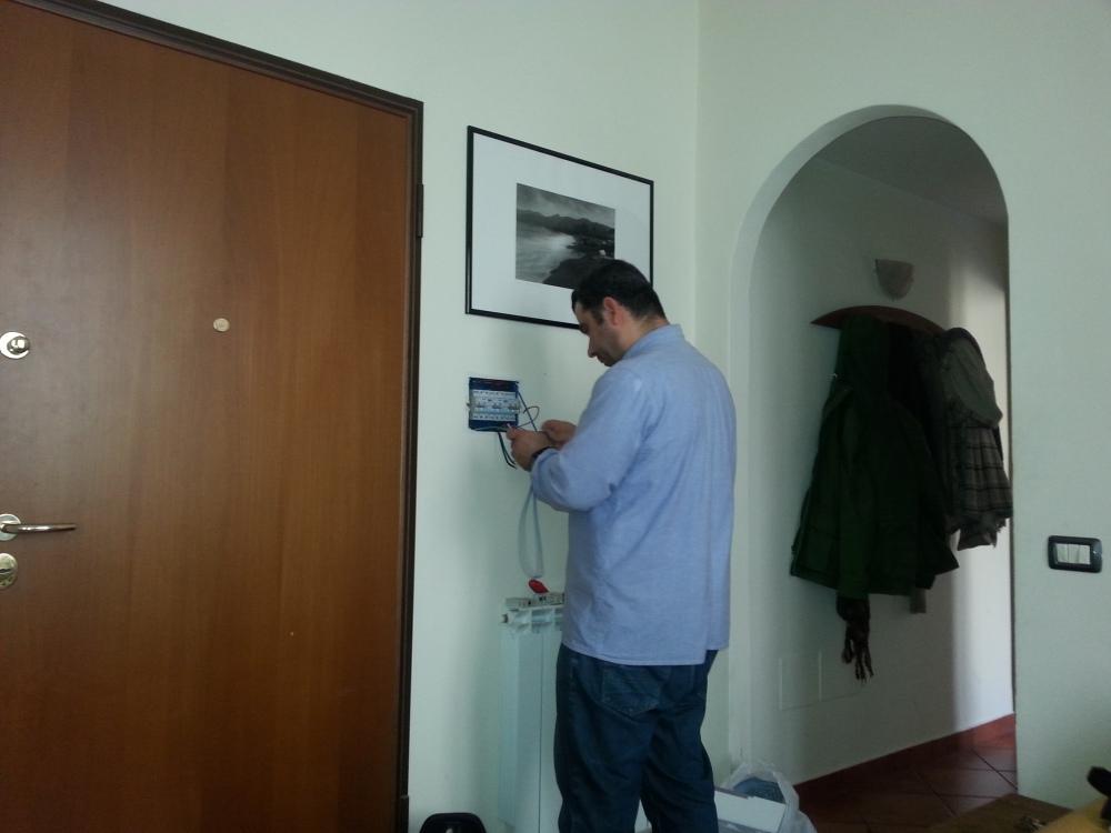 Elettricista h24 via Giuseppe Giusti Firenze