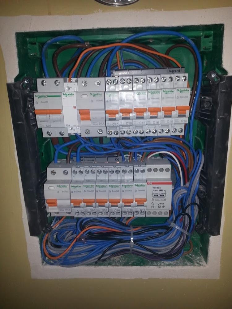 elettricista sesto fiorentino