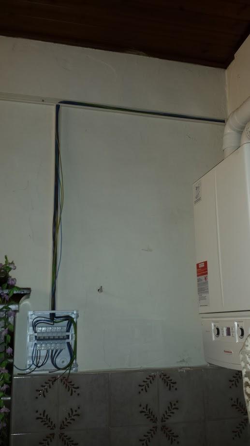 Quadretto elettrico cucina